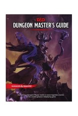 WOTC Dungeons and Dragons RPG: Dungeon Master Guide