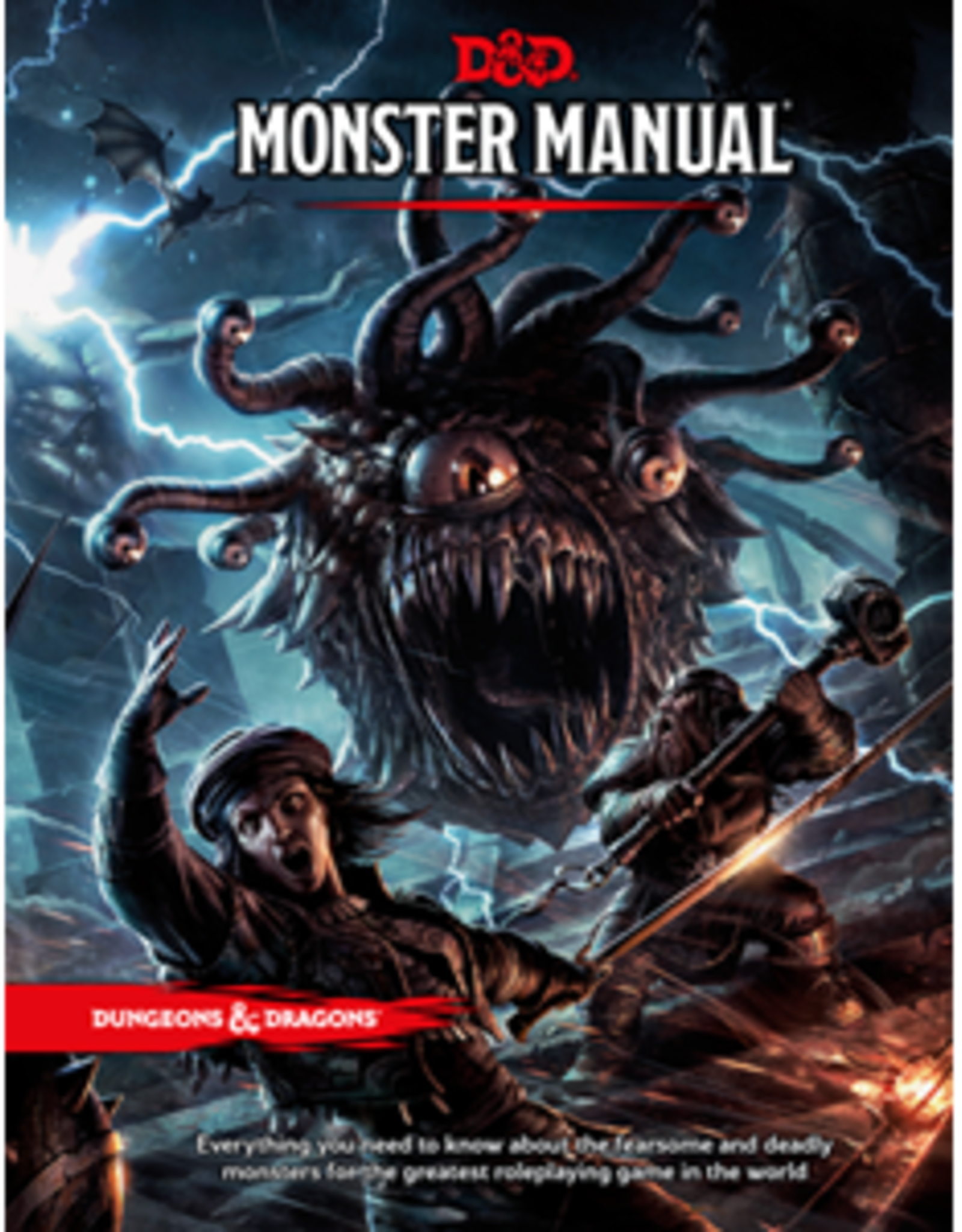WOTC Dungeons and Dragons RPG: Monster Manual