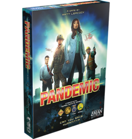 AsmodeeNA Pandemic: Base Game