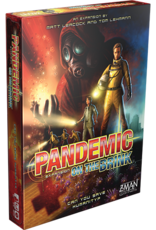 Z-Man Games Pandemic On The Brink Expansion