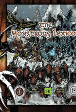 The Pickled Dragon D & D: Pickled Dragon Monstrous Lexicon (Hard Cover)