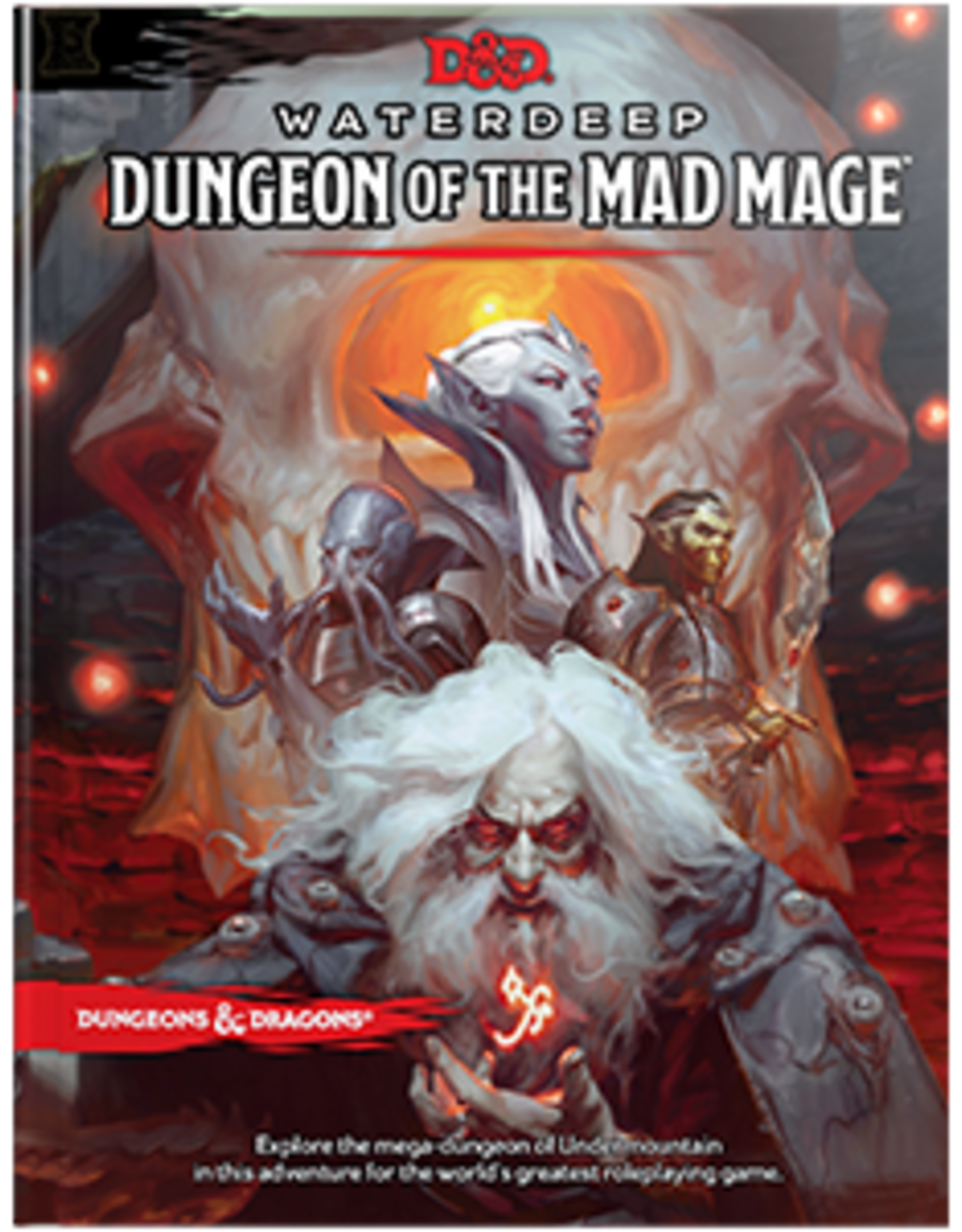 WOTC D&D RPG: Waterdeep - Dungeon of the Mad Mage