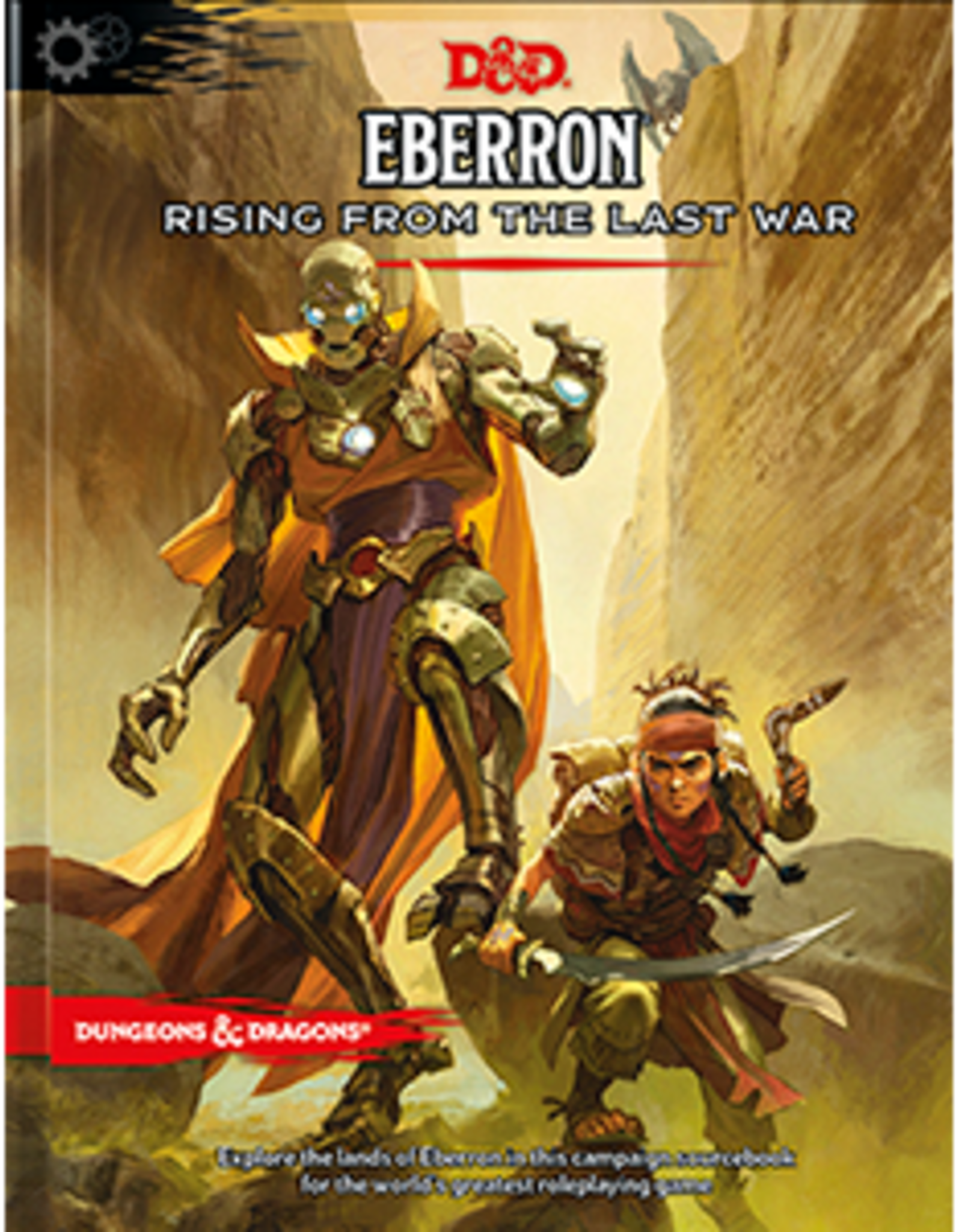 WOTC D&D RPG: Eberron - Rising From The Last War