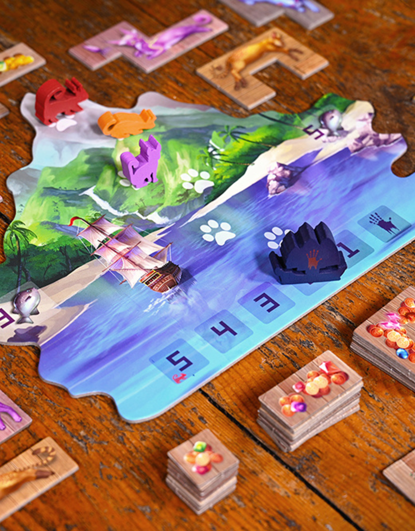 The City of Games The Isle of Cats