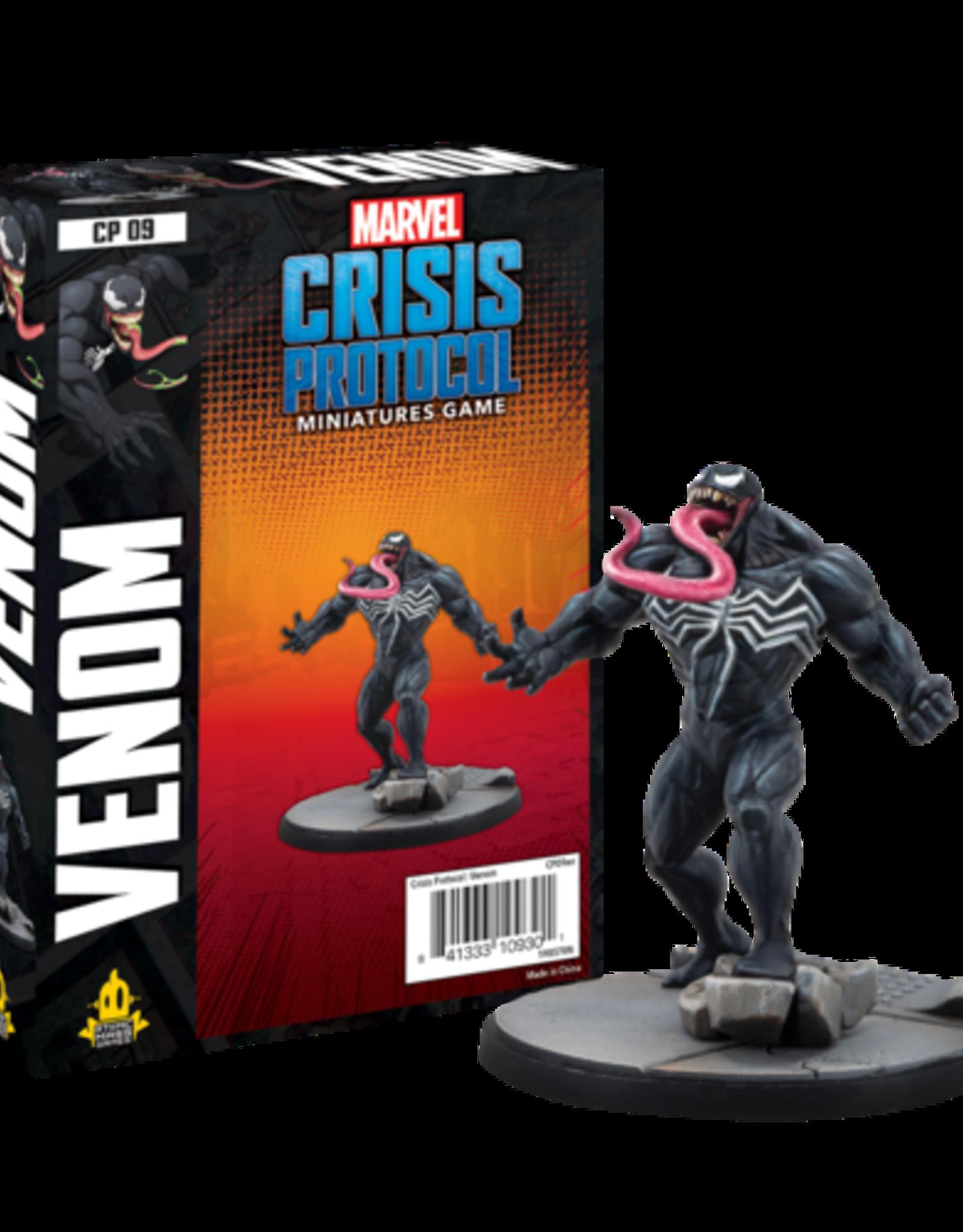 Atomic Mass Marvel Crisis Protocol - Venom Character Pack