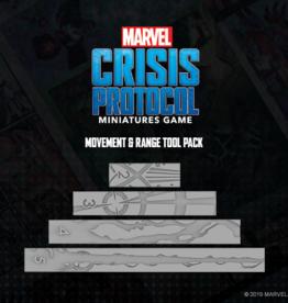 Atomic Mass Marvel Crisis Protocol - Measurement Tools