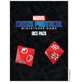 Atomic Mass Marvel Crisis Protocol Dice Pack