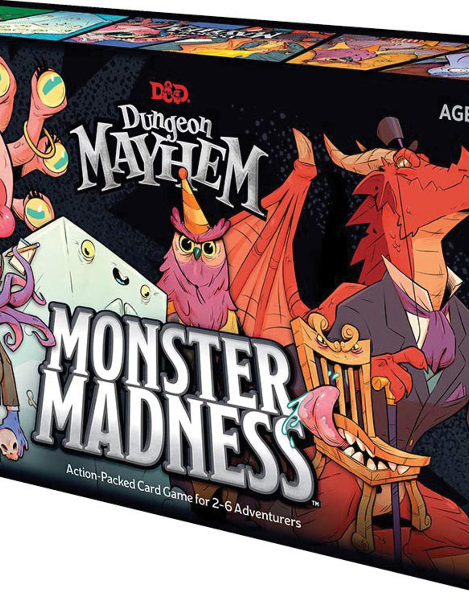 WOTC Dungeon Mayhem Monster Madness