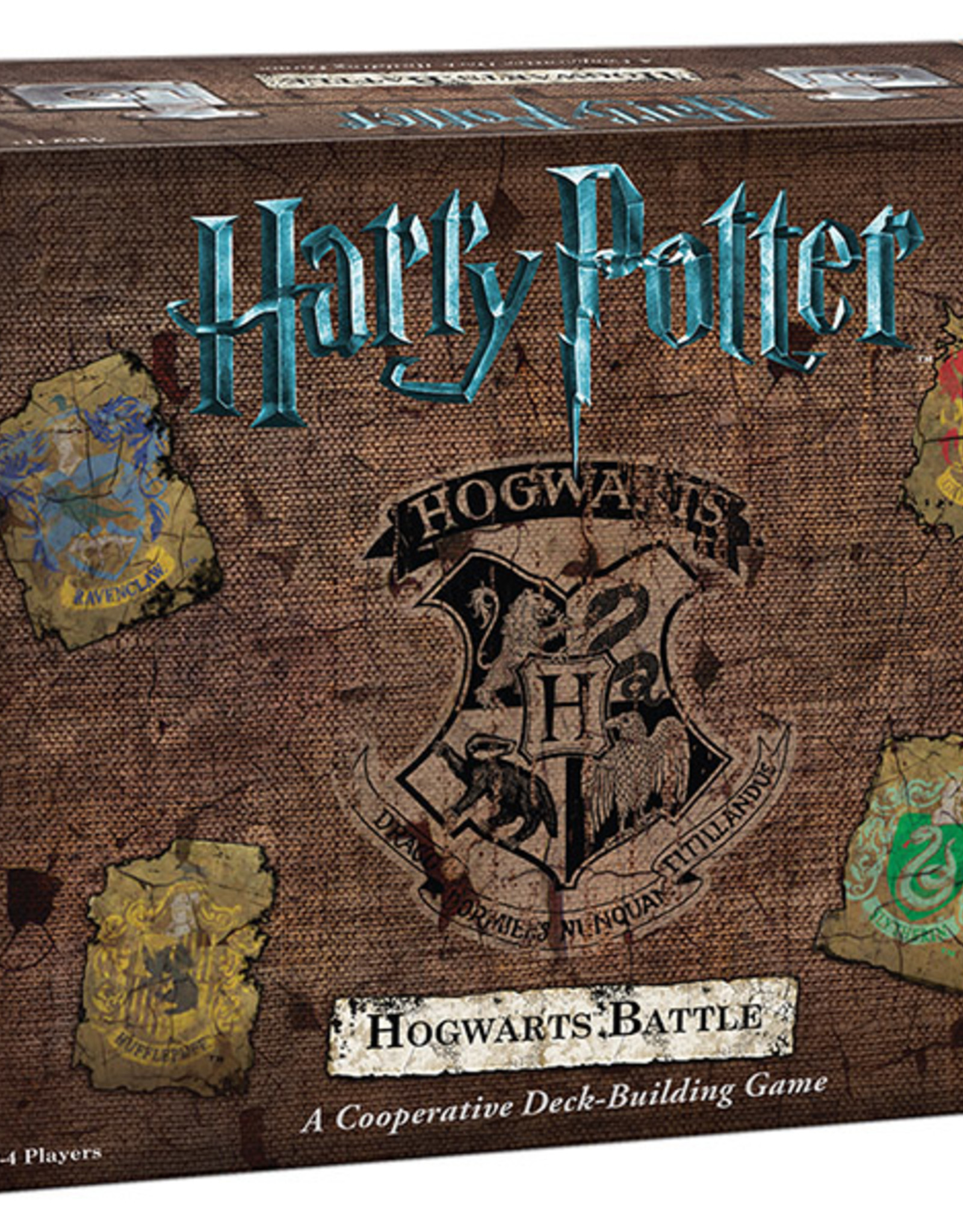 USAopoly INC Harry Potter: Hogwarts Battle