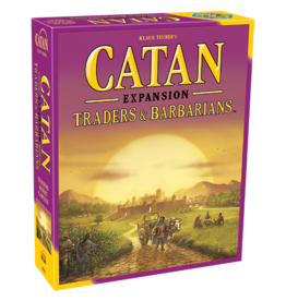 Catan Studios Catan: Traders and Barbarians Expansion
