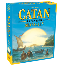 Catan Studios Catan: Seafarers Expansion