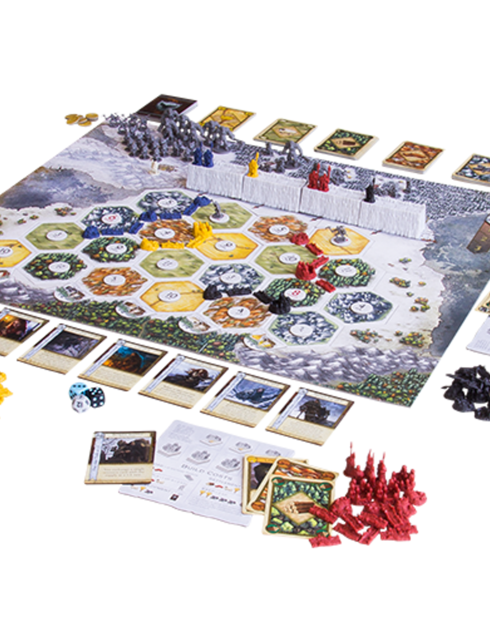 Catan Studios Game of Thrones Catan: Brotherhood of the Watch
