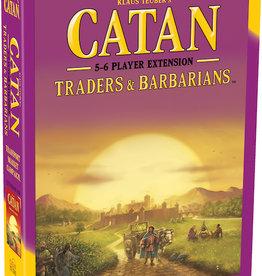 Catan Studios Catan: Traders and Barbarians 5-6 Player Extension