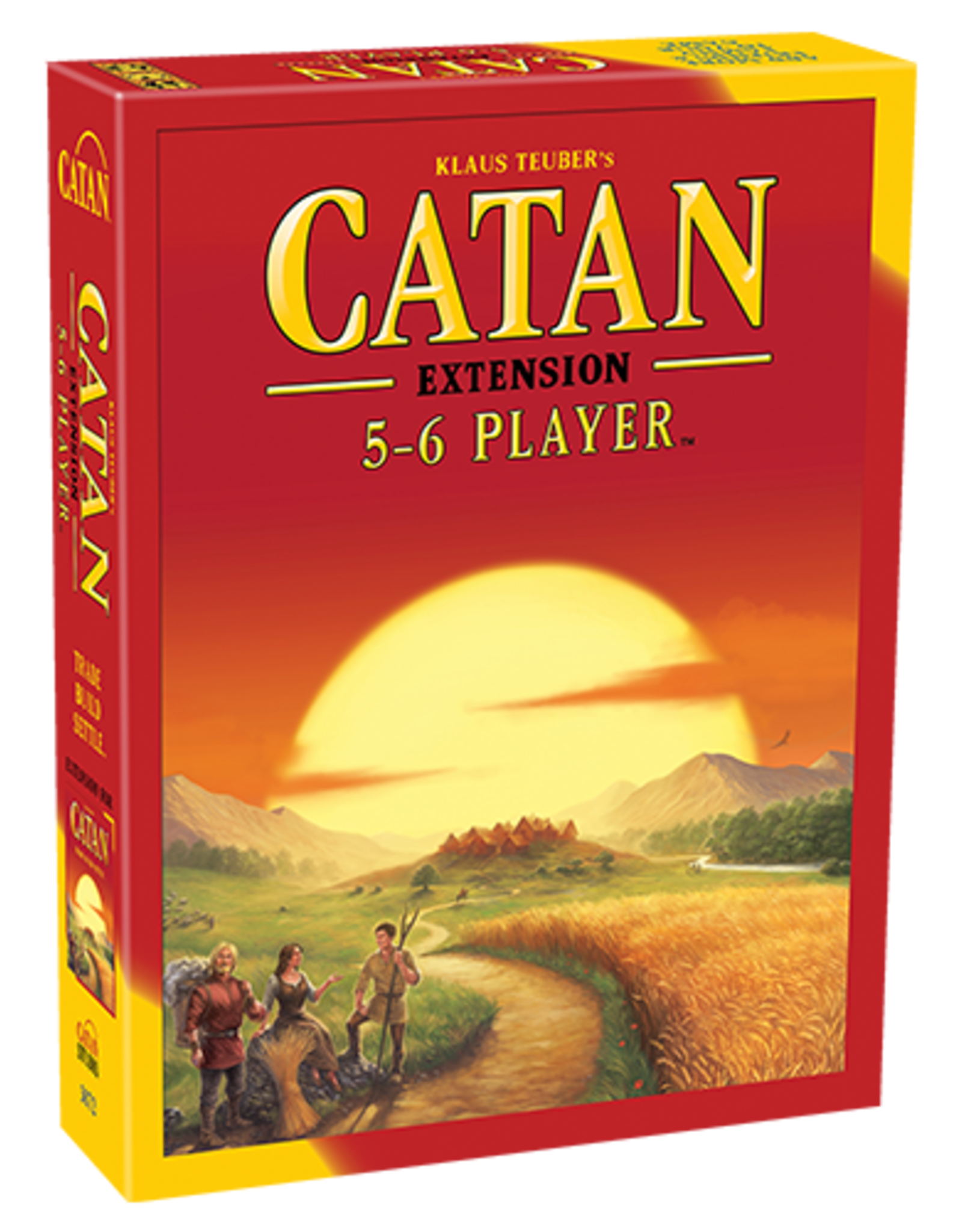Catan Studios Catan: 5-6 Player Extension