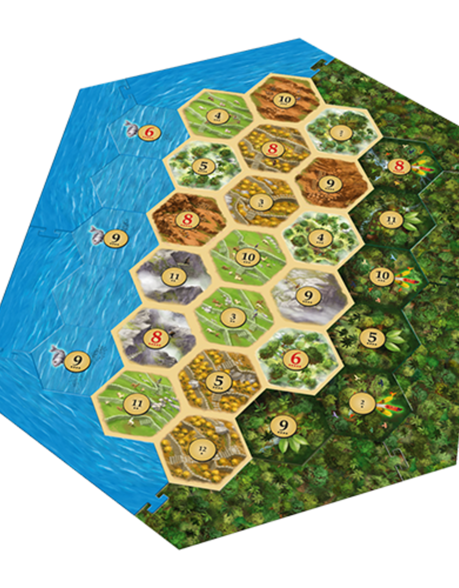 Catan Studios Catan: Histories - Rise of the Inkas