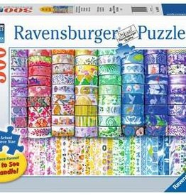 Ravensburger Puzzle 300pc Large: Washi Wishes