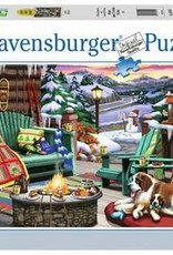 Ravensburger Puzzle 500pc Large format: Apres All Day