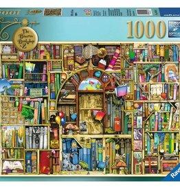 Ravensburger Puzzle 1000pc: The Bizarre Bookshop No.2