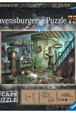 Ravensburger Escape Puzzle 759pc: The Forbidden Basement