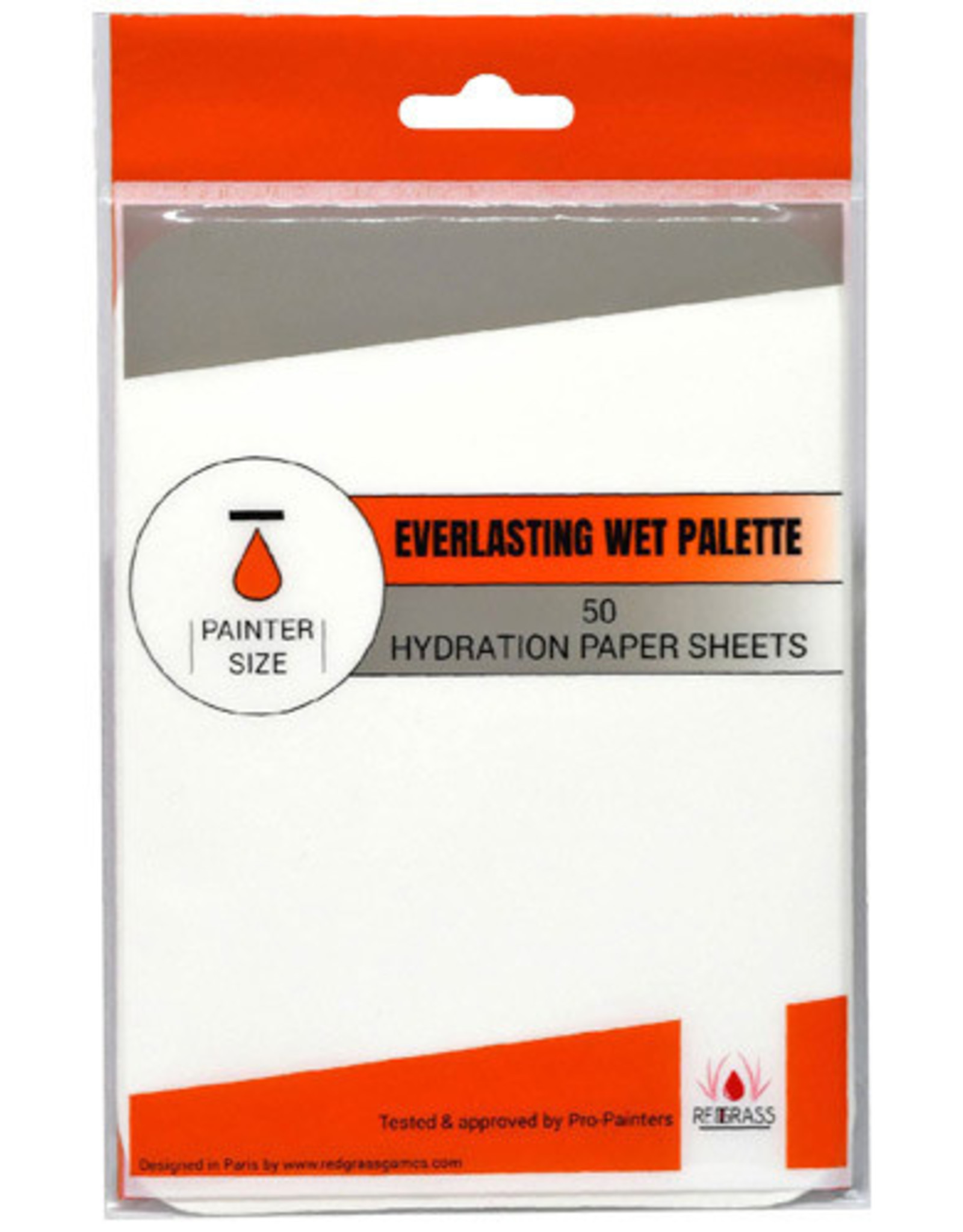 Redgrass Games Hydration Paper 50ct