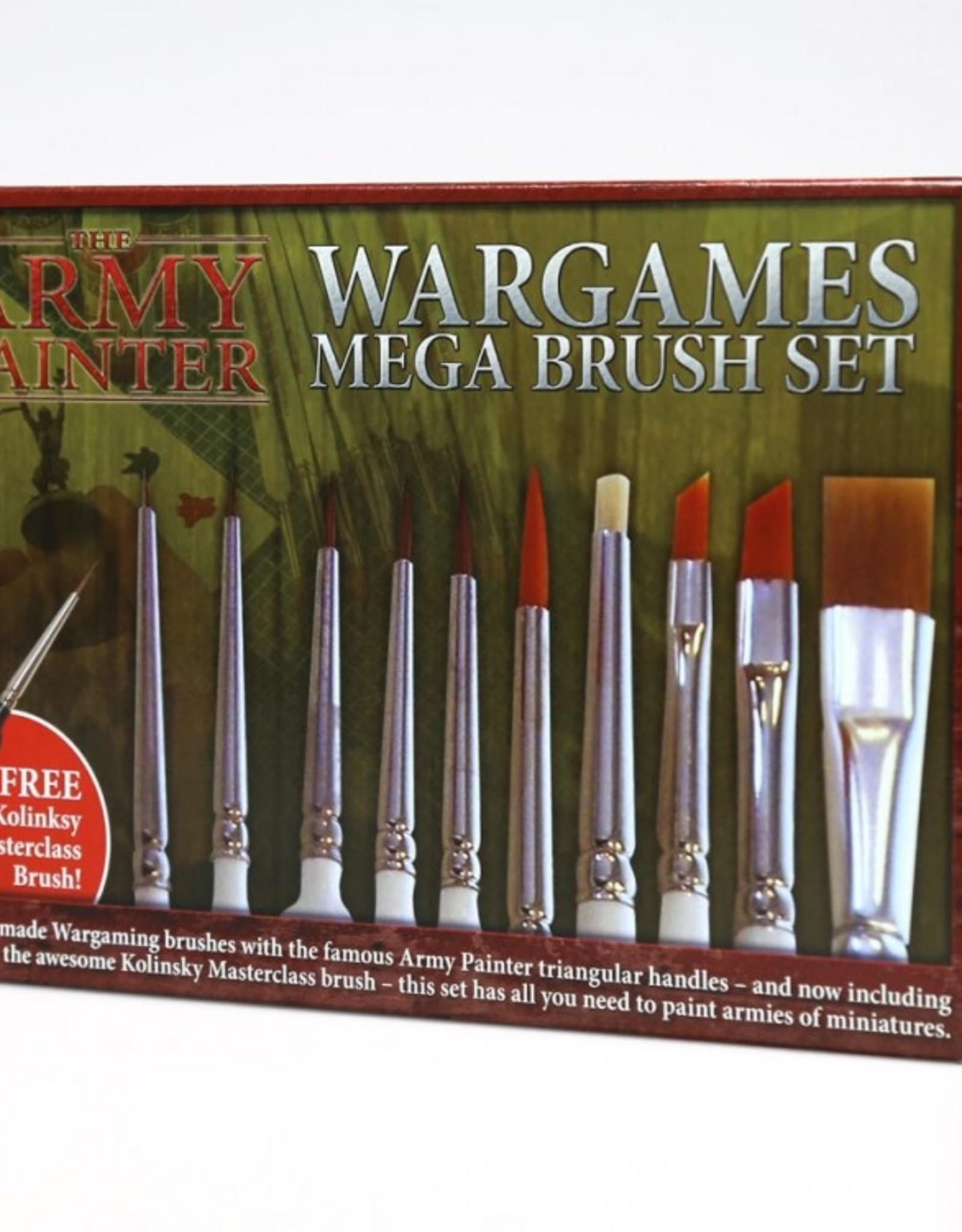 Army Painter Hobby Starter - Mega Brush Set