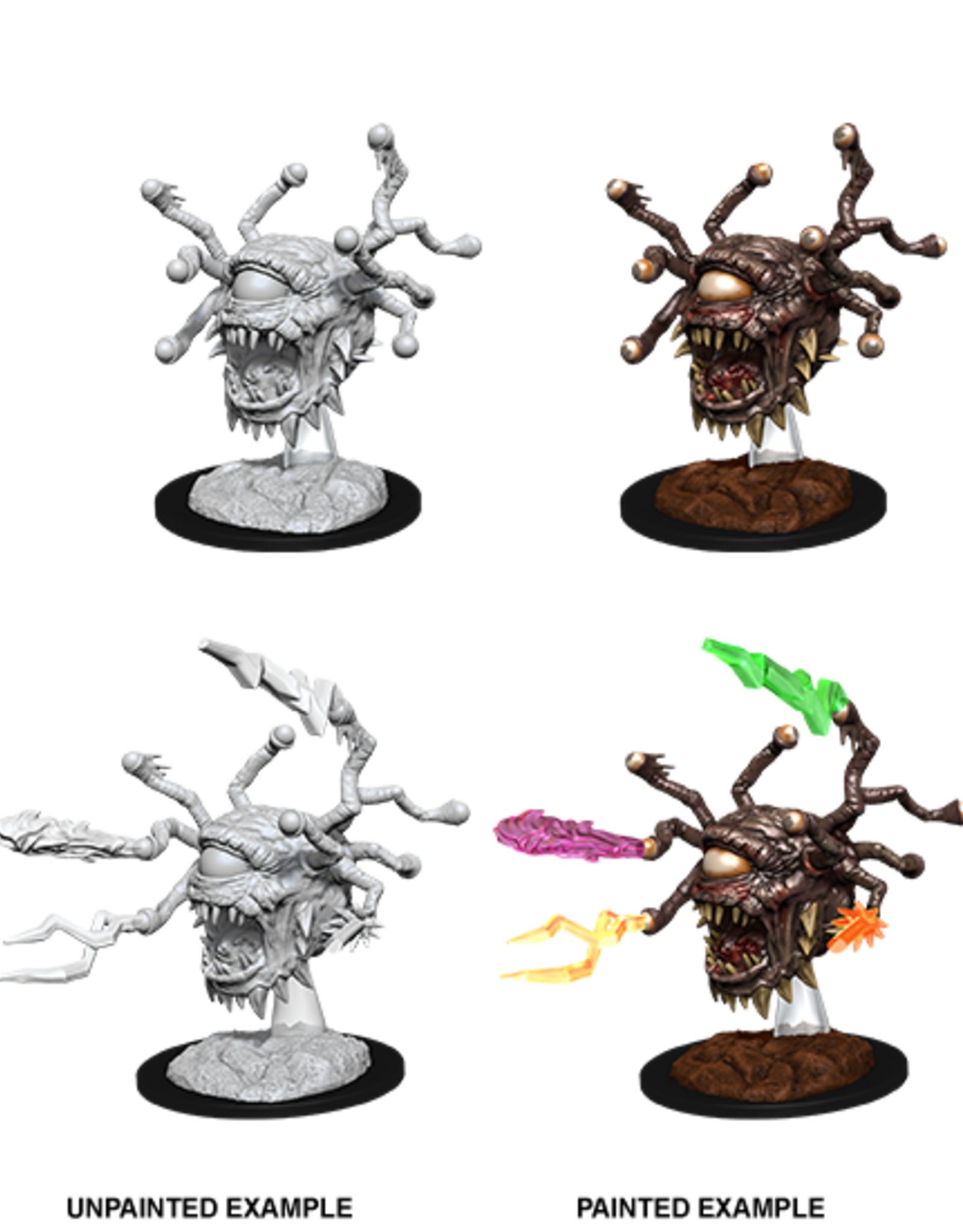 Wizkids D&D NM Primed Mini: Beholder Zombie