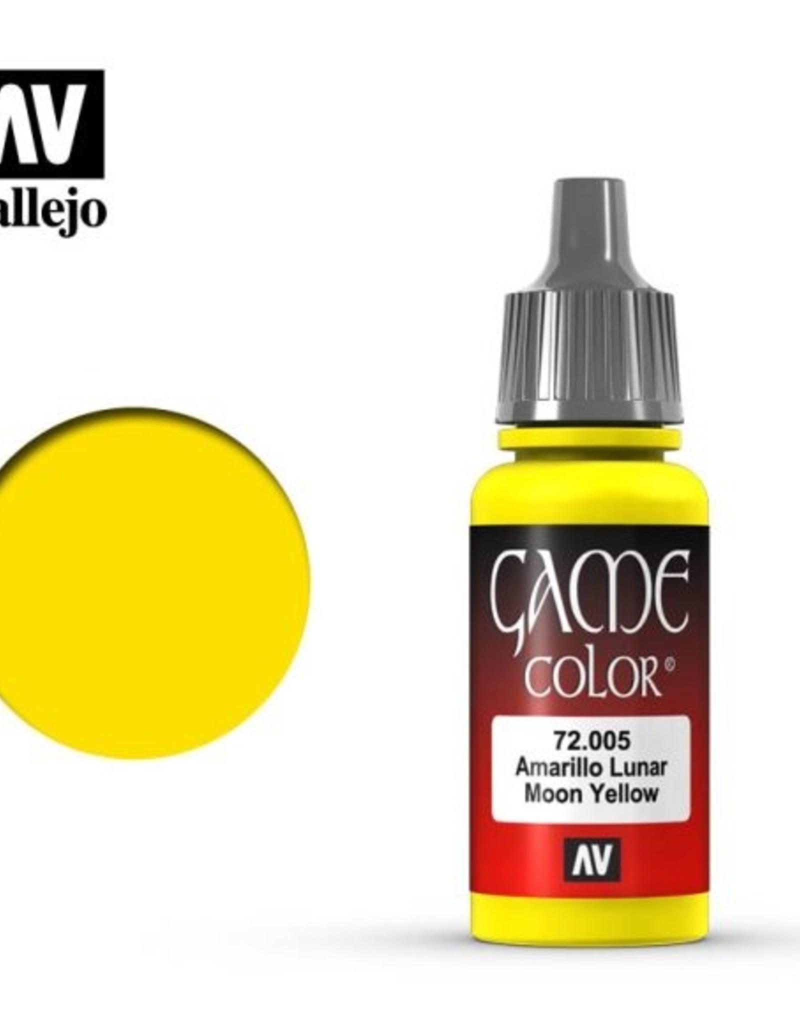 Vallejo 72.005 Moon Yellow