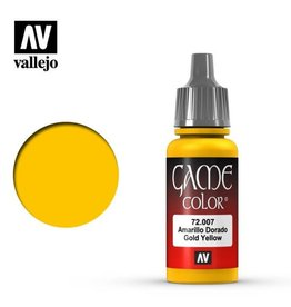 Vallejo 72.007 Gold Yellow