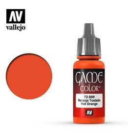 Vallejo 72.009 Hot Orange