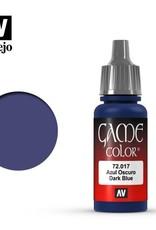 Vallejo 72.017 Dark Blue
