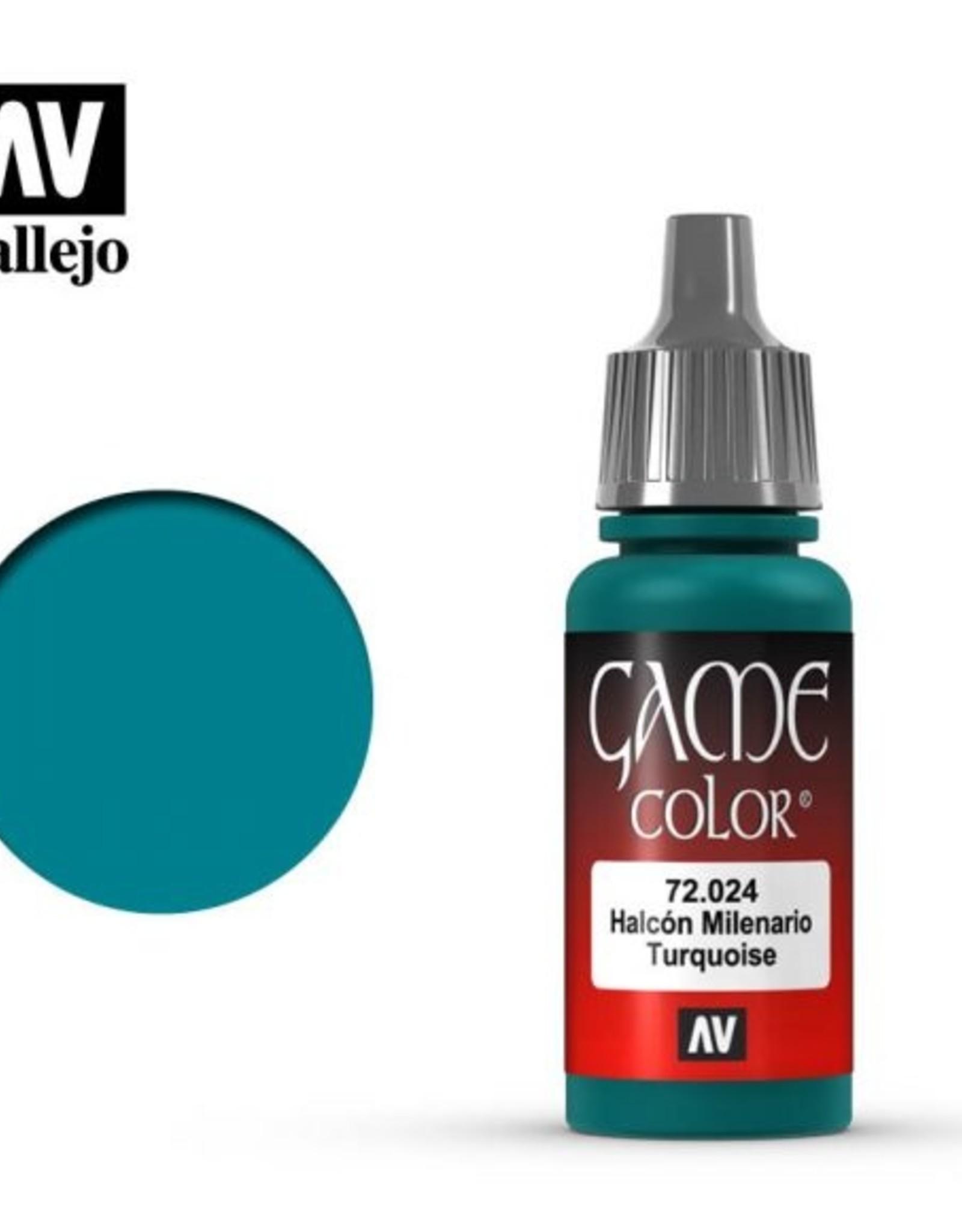 Vallejo 72.024 Turquoise