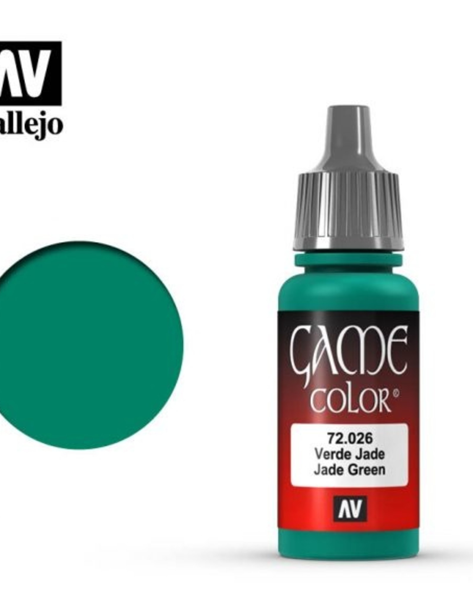 Vallejo 72.026 Jade Green
