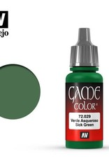 Vallejo 72.029 Sick Green
