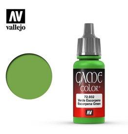 Vallejo 72.032 Scorpy Green