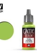 Vallejo 72.033 Livery Green