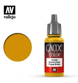 Vallejo 72.039 Plague Brown