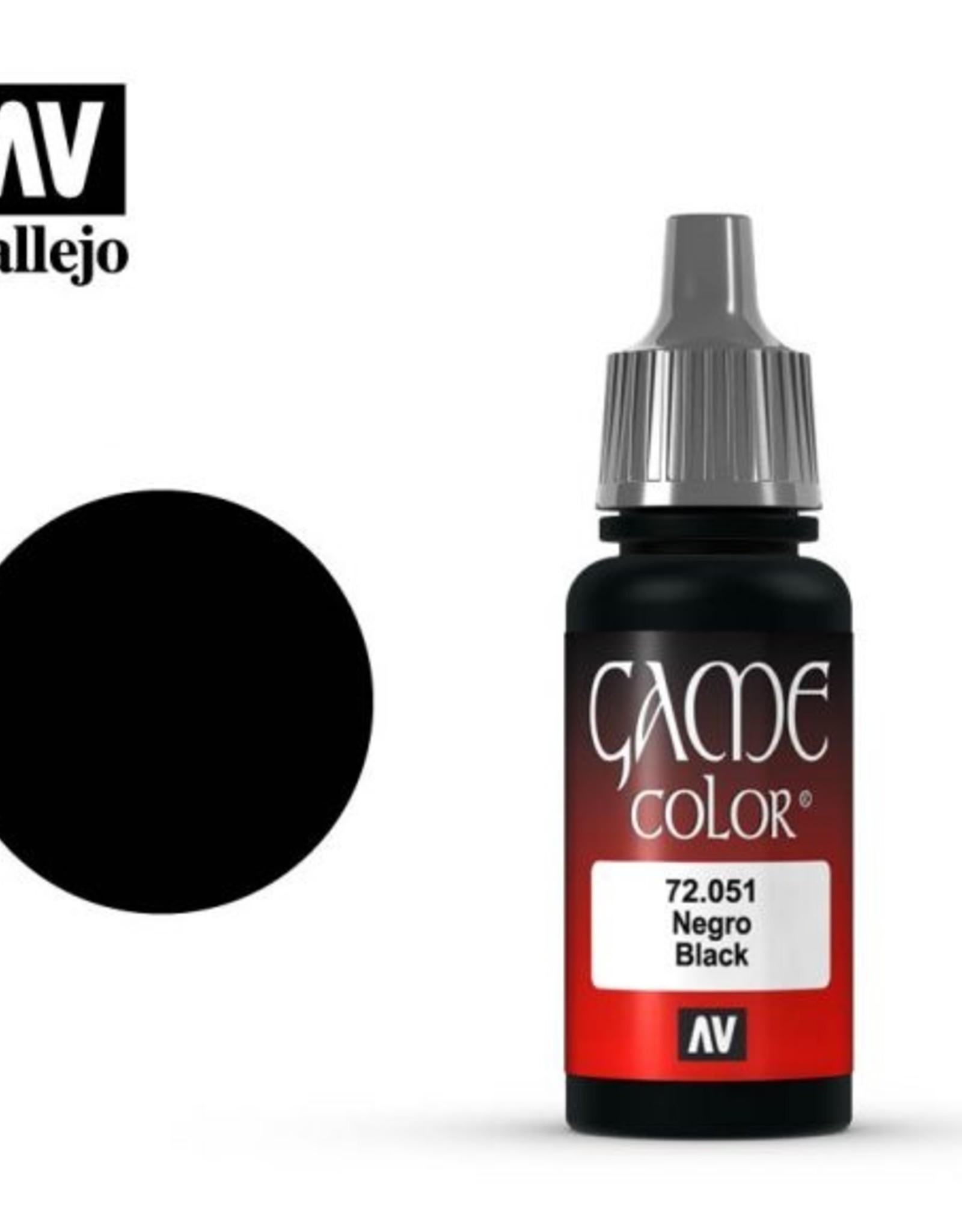 Vallejo 72.051 Black