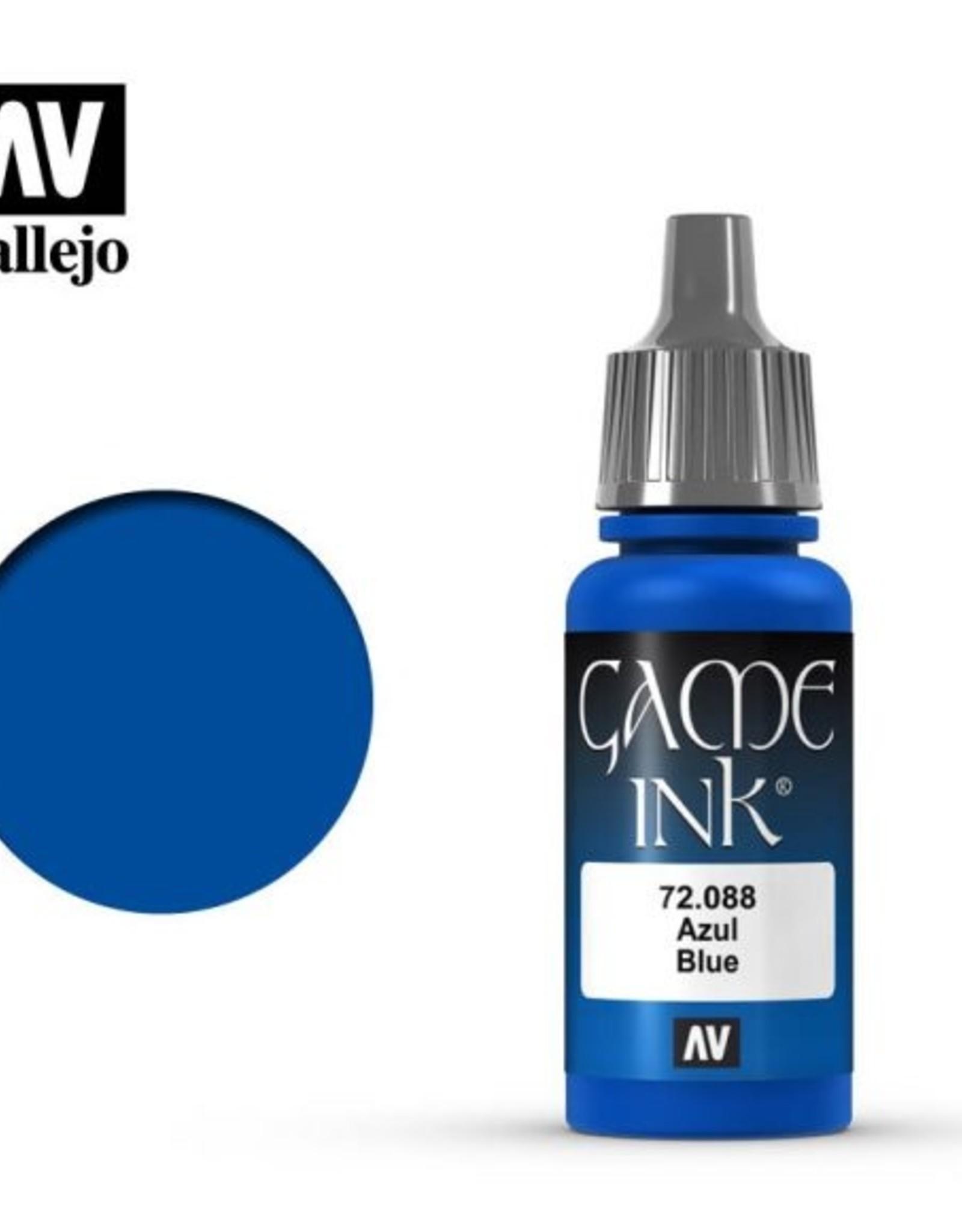 Vallejo 72.088 Blue Ink