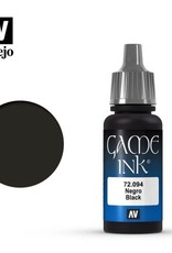 Vallejo 72.094 Black Ink