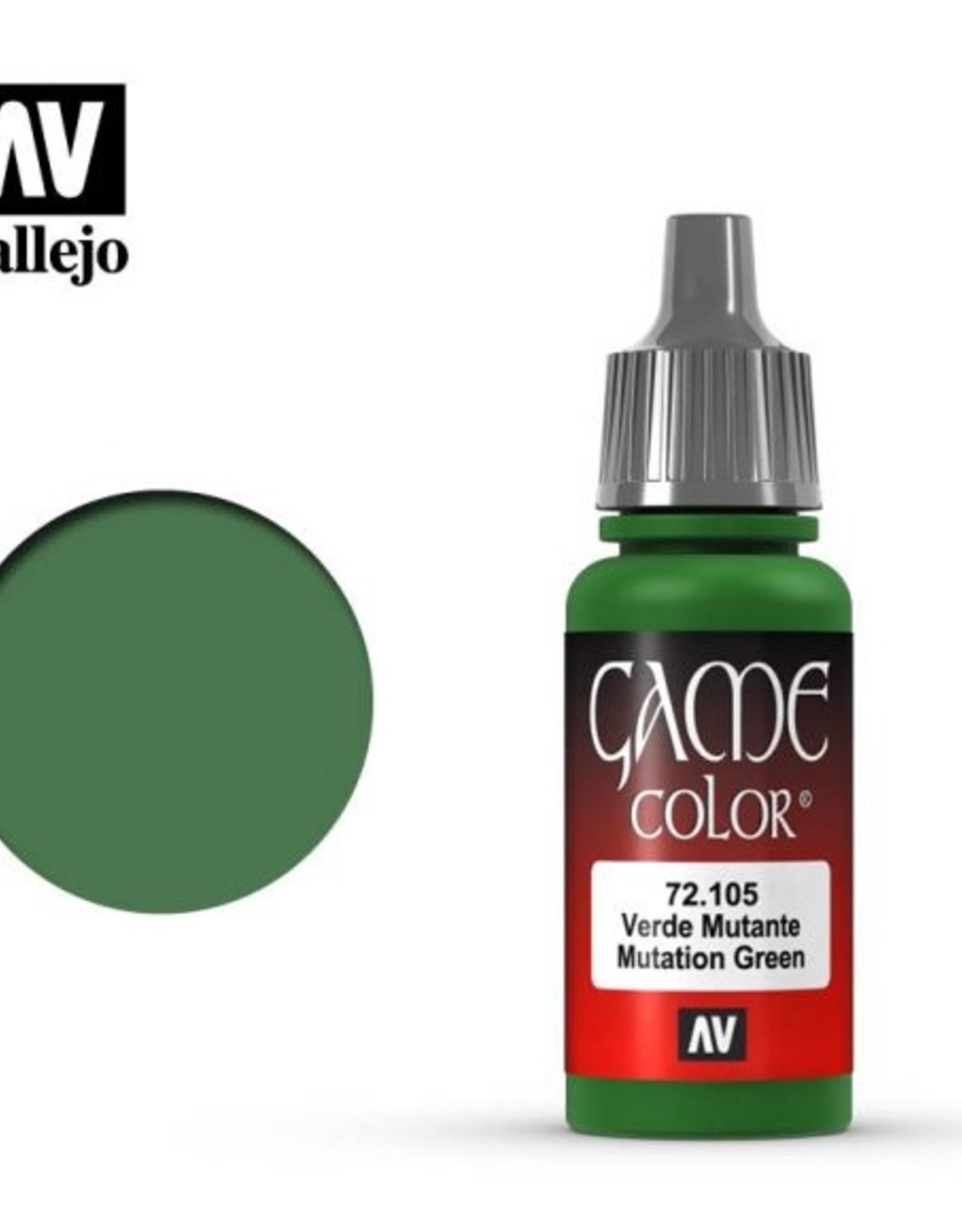 Vallejo 72.105 Mutation Green