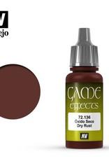 Vallejo 72.136 Dry Rust Effects