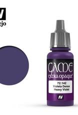 Vallejo 72.142 Heavy Violet Extra Opaque