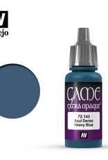 Vallejo 72.143 Heavy Blue
