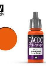Vallejo 72.152 Heavy Orange Extra Opaque