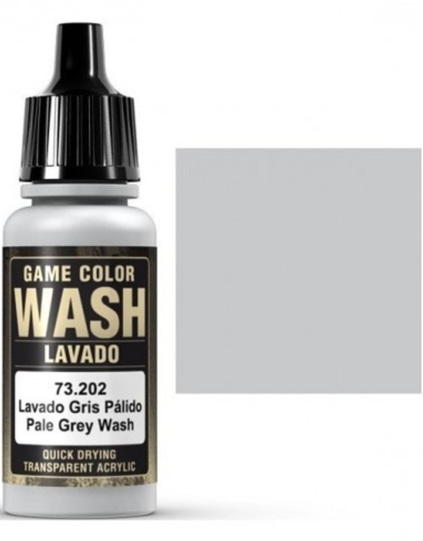 Vallejo 73.202 Pale Grey Wash