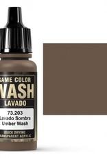 Vallejo 73.203 Umber Wash