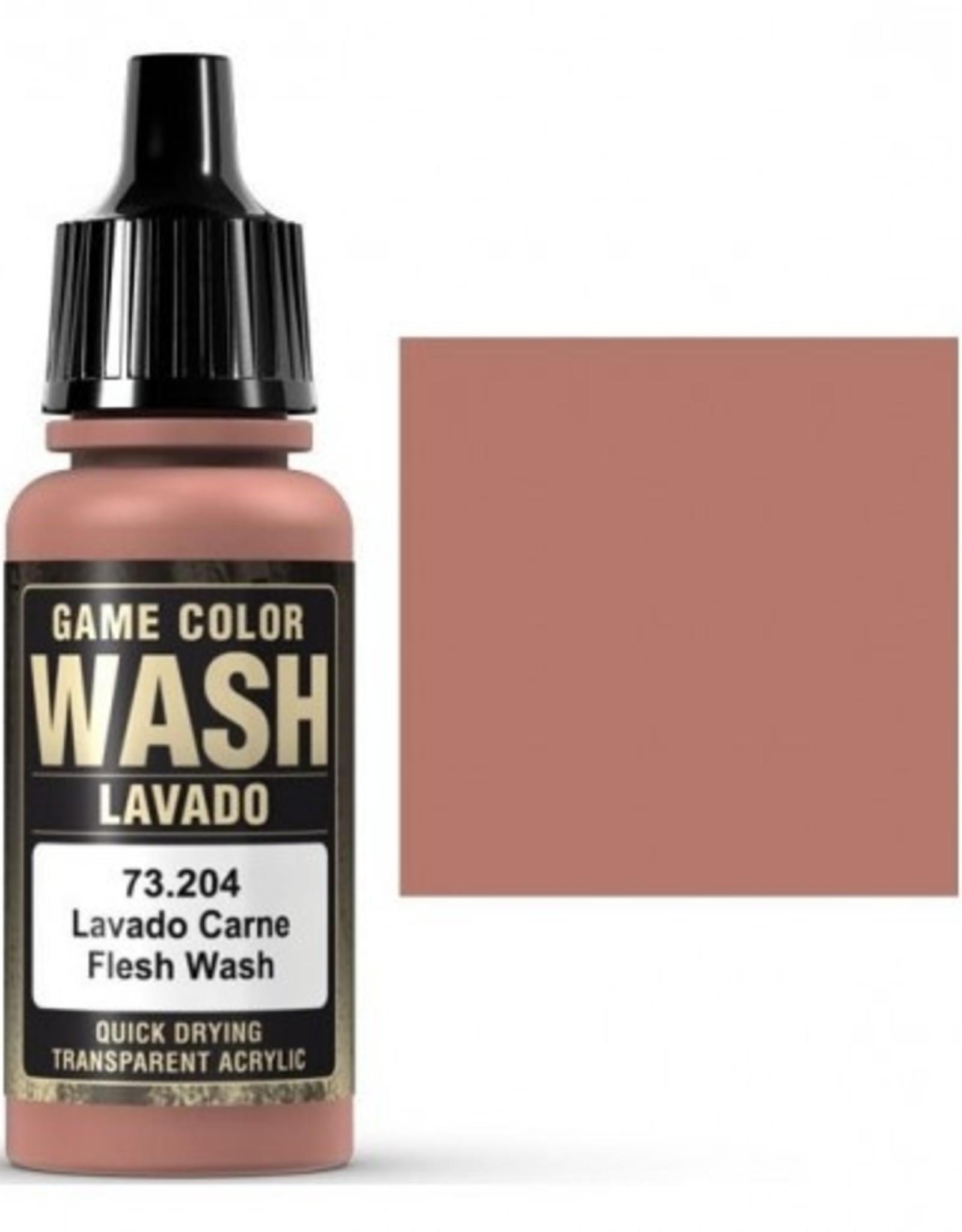 Vallejo 73.204 Fleshtone Wash