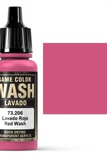 Vallejo 73.206 Red Wash