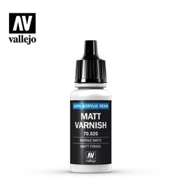 Auxiliary Paint Product Auxiliary Products:  70.520 Matt Varnish