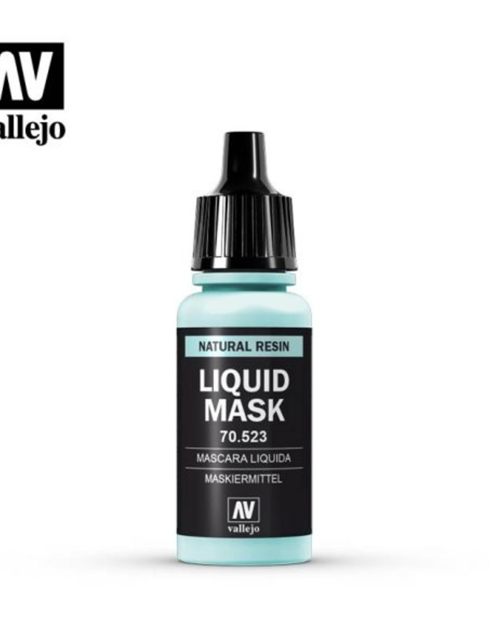 Vallejo Auxiliary Products:  70.523 Liquid Mask